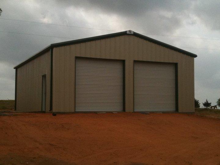 Brenham Iron Works Metal Buildings Workshops